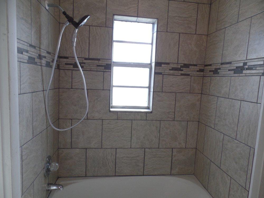 Shared Bathtub